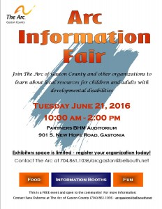 ArcInformationFair_6.2016